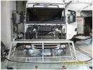 výměna autoskla - nákladní automobil